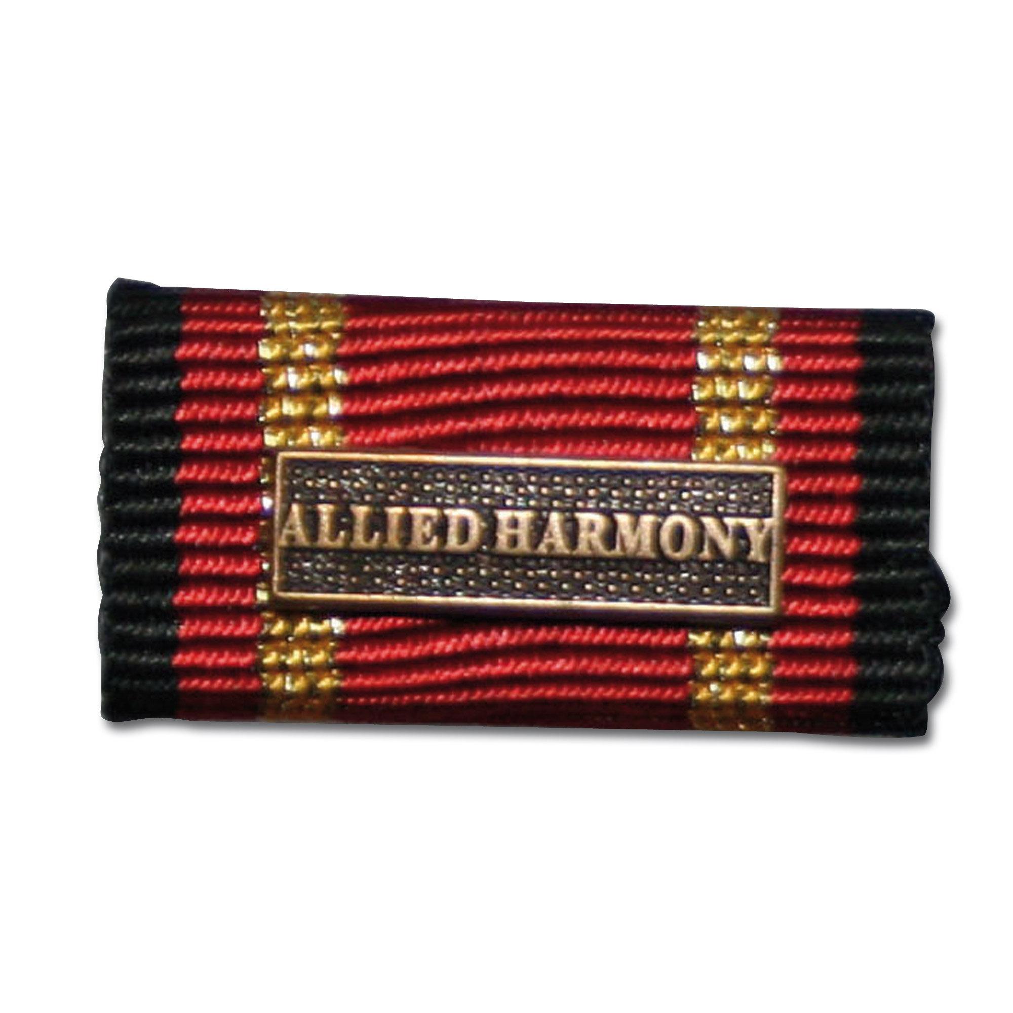 Medalla al servicio ALLIED HARMONY bronce