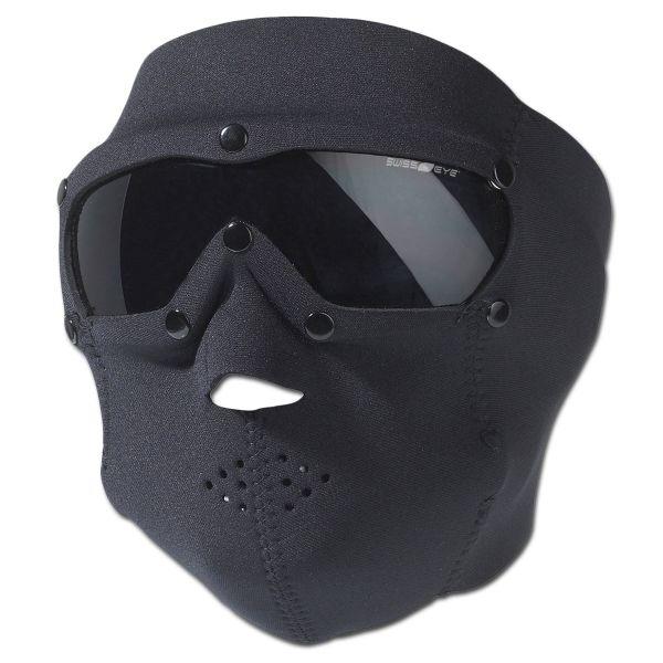 Swiss Eye Máscara protectora Pro negra