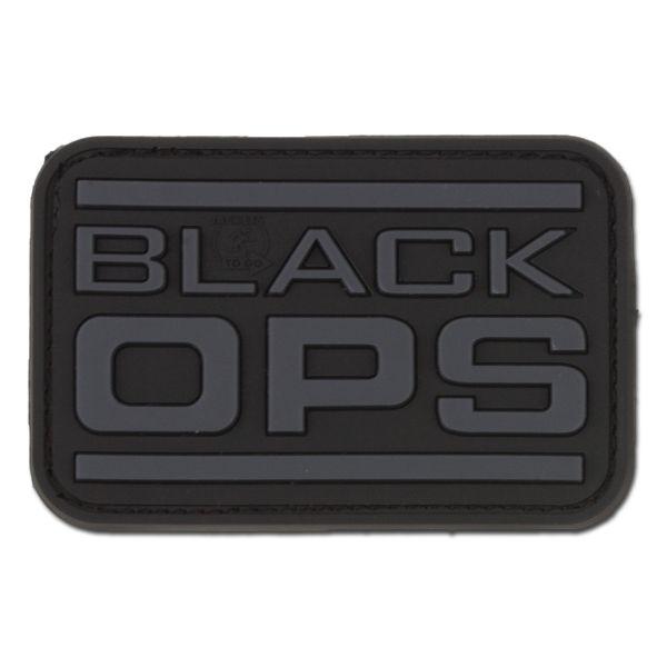 Parche 3D Black Ops blackops