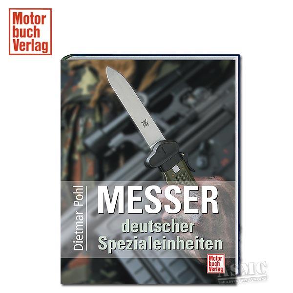 Libro Messer deutscher Spezialeinheiten
