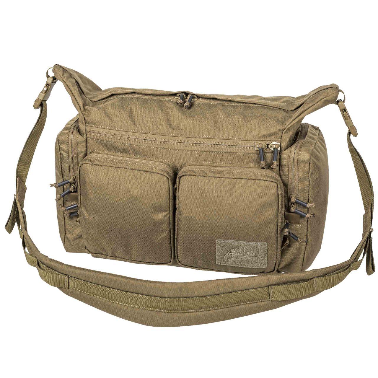 Bolsa bandolera Helikon-Tex Wombat MK2 Shoulder Bag coyote