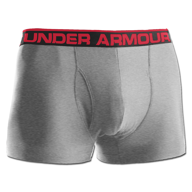 Bóxer Under Armour 3 gris