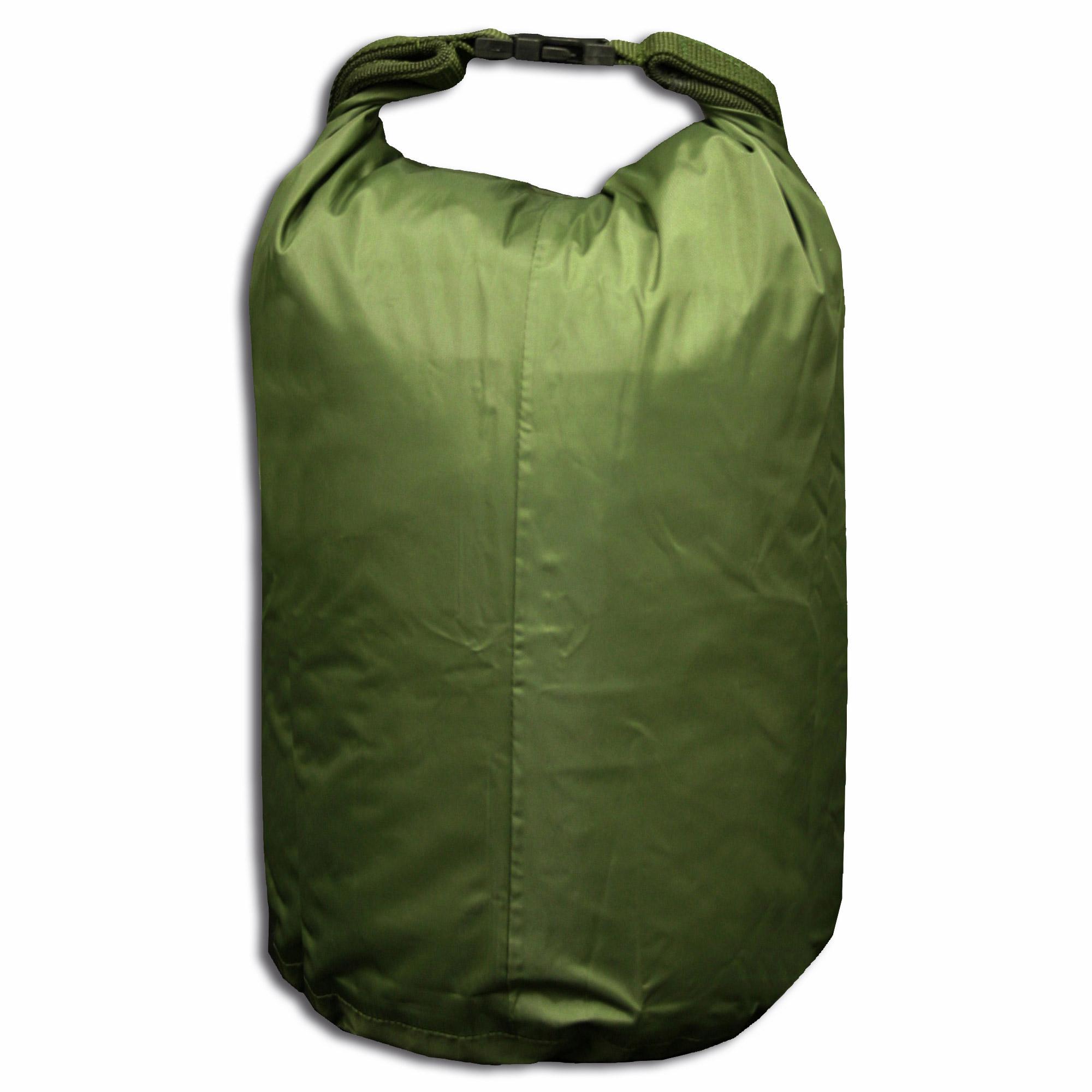 Bolsa de transporte MFH pequeña verde oliva