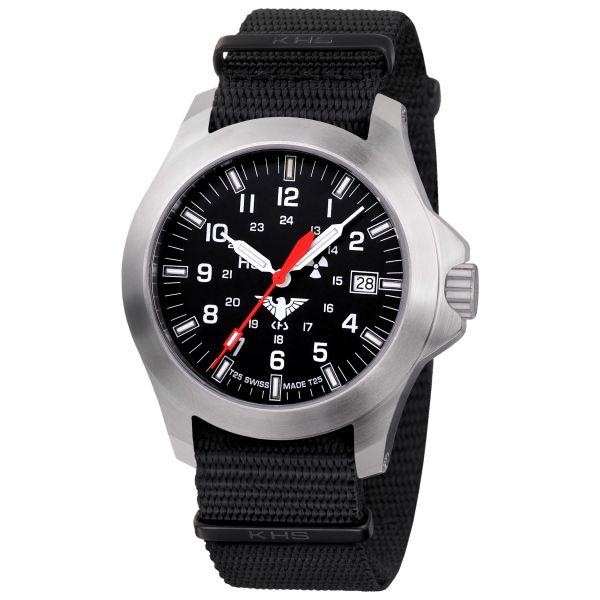 Reloj KHS Platoon LDR Correa OTAN negra