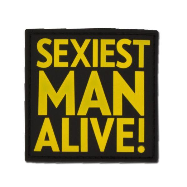 Insignia 3D SEXIEST MAN ALIVE fullcolor