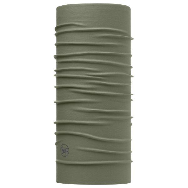 Bufanda tubular Buff UV Insect Shield Solid Dusty oliva