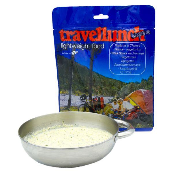Travellunch cazuela de pasta en salsa de queso