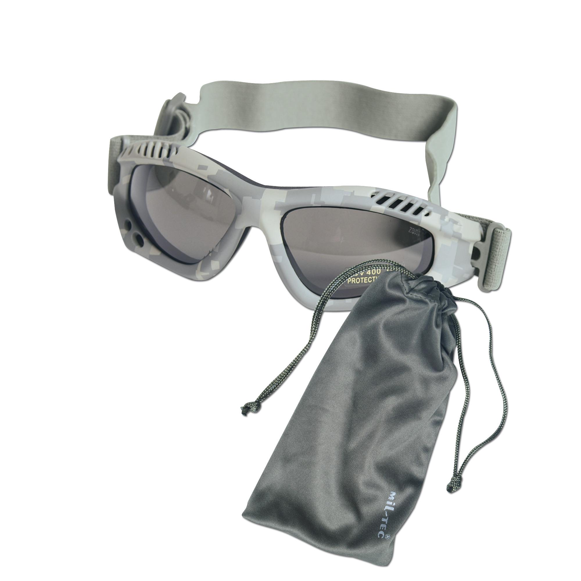 Gafas Commando Air-Pro AT-digital ahumadas
