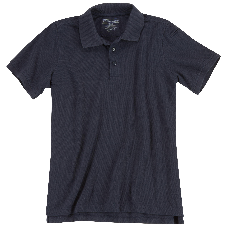 Camiseta polo 5.11 damas Professional azul navy