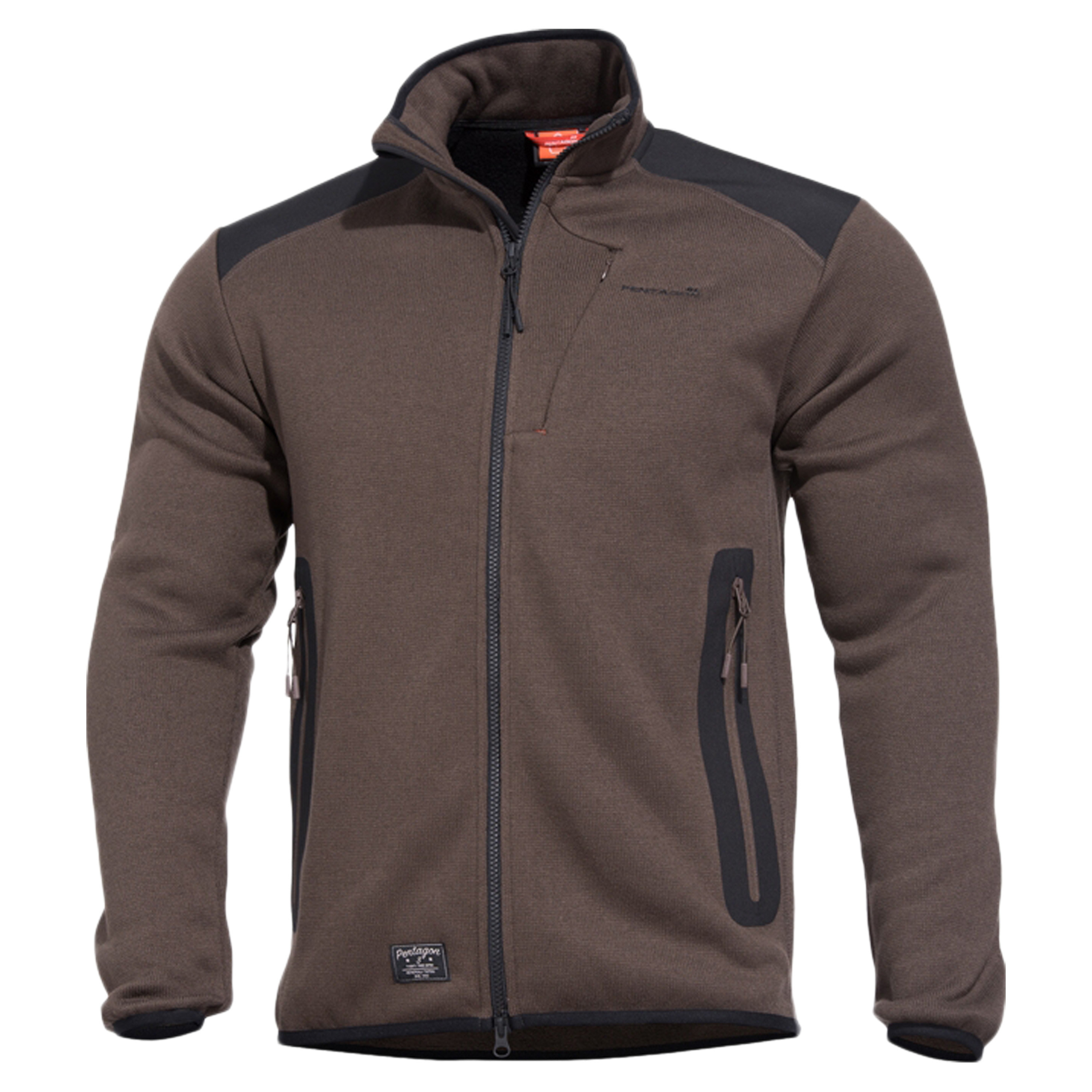 Suéter Pentagon Sweater Amintor tactical marrón