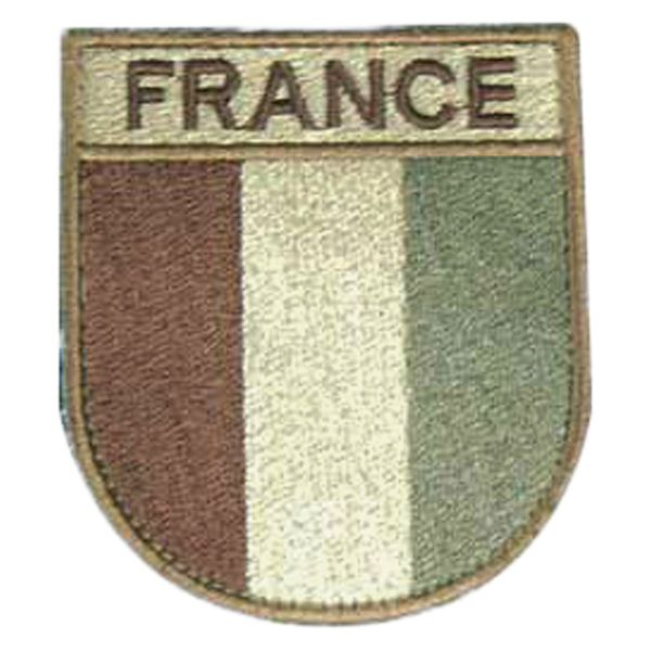 Insignia francesa TOE Concept desert
