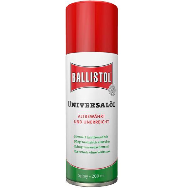 Ballistol Aceite Universalöl 200 ml