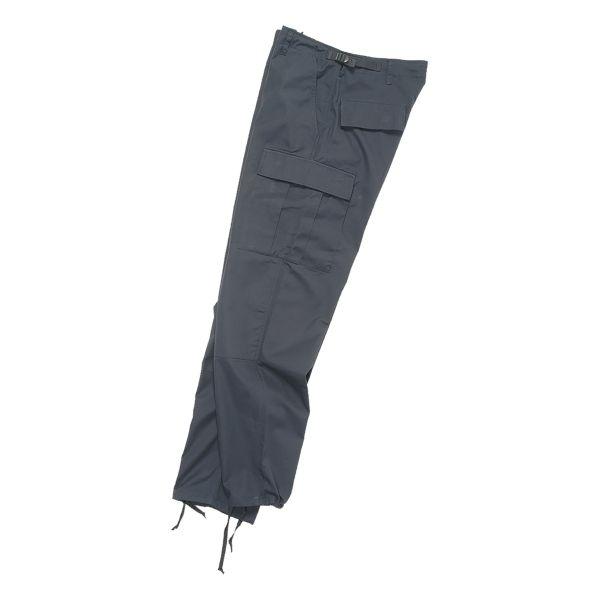 Pantalón de campo US Typ BDU Ripstop azul oscuro