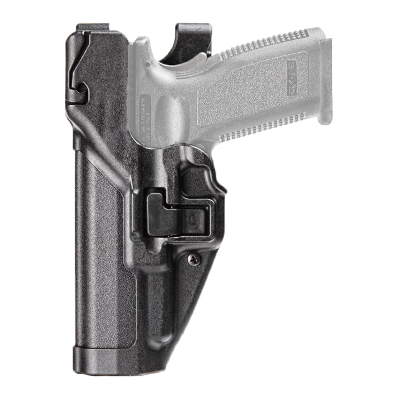 Funda Blackhawk SERPA Level 3 Duty Glock 17/19/22/23/31 izquierd