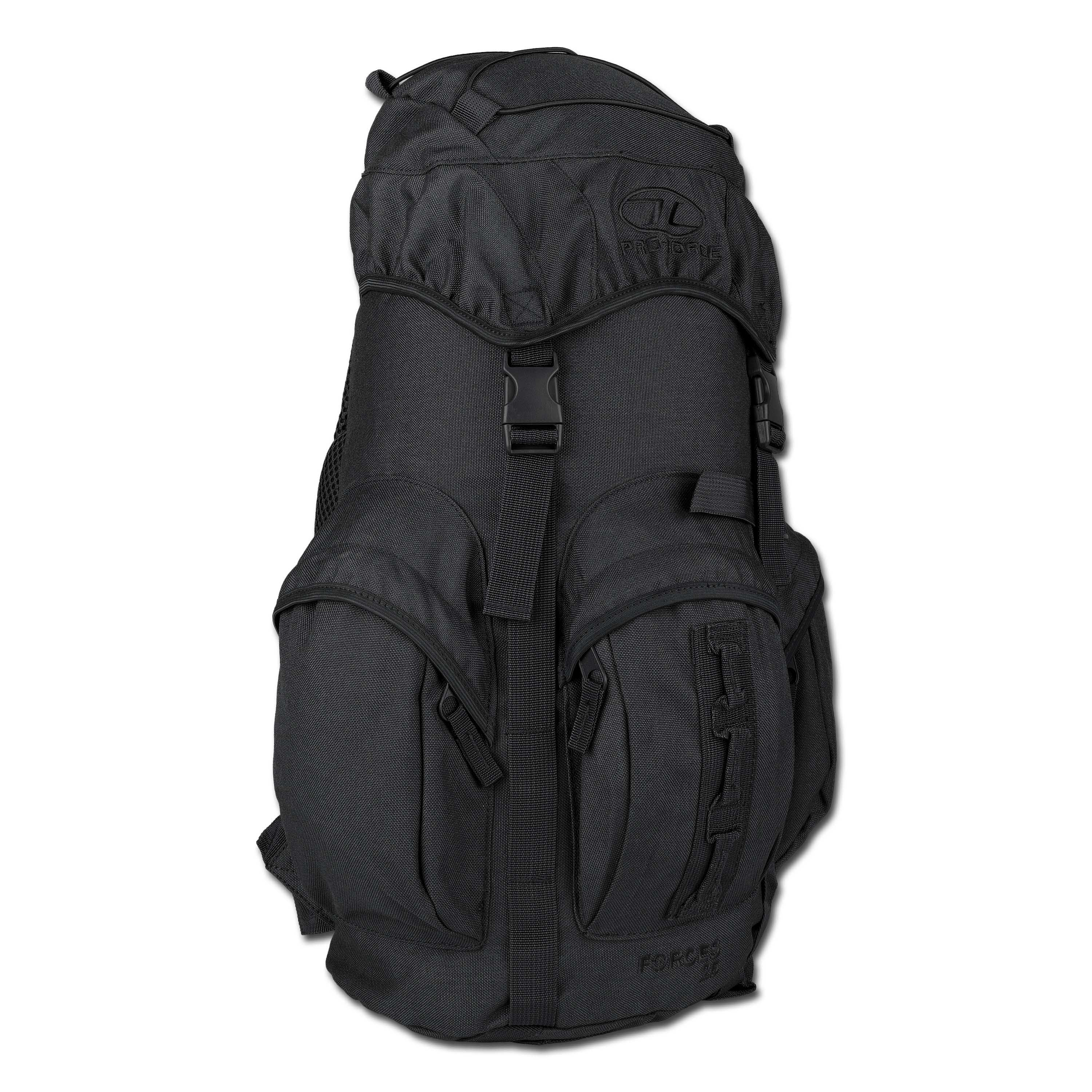 Mochila Pro Force New Forces 25 L negra