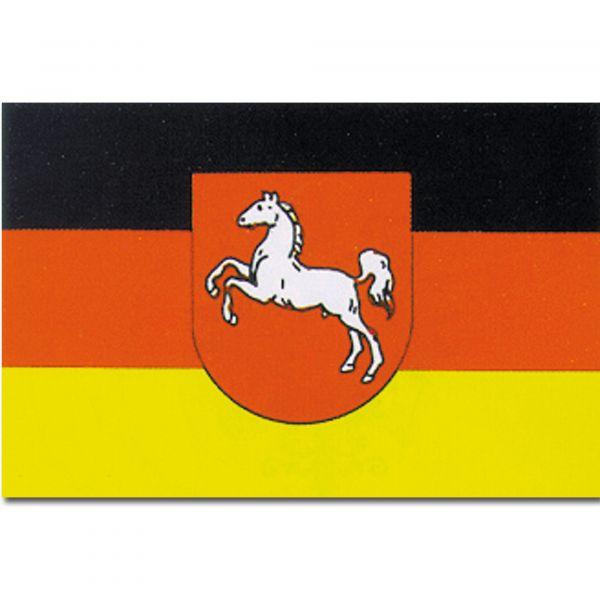 Bandera Niedersachsen - Baja Sajonia