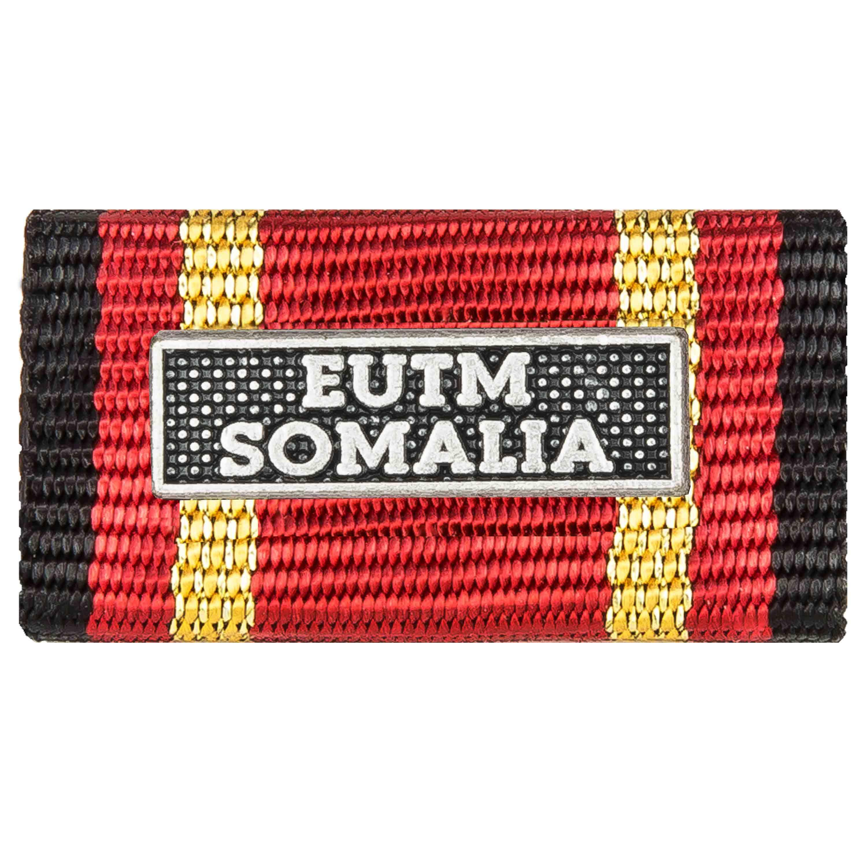 Medalla al servicio EUTM SOMALIA silber