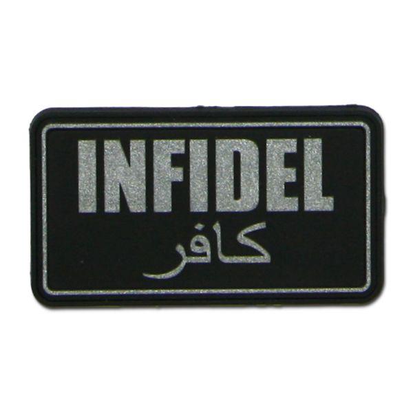 Parche 3D Infidel swat