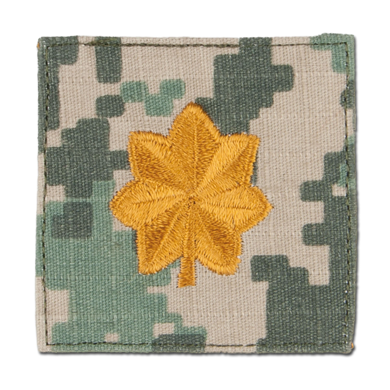 Distintivo de rango ACU digital Major