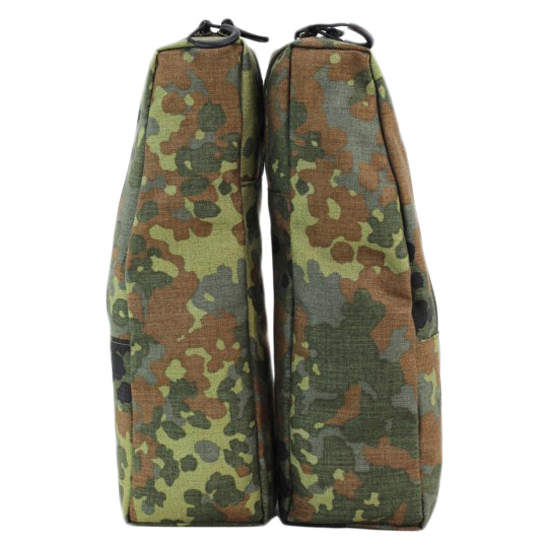 Bolsillos laterales para mochilas Zentauron Sprinter Pack fleckt