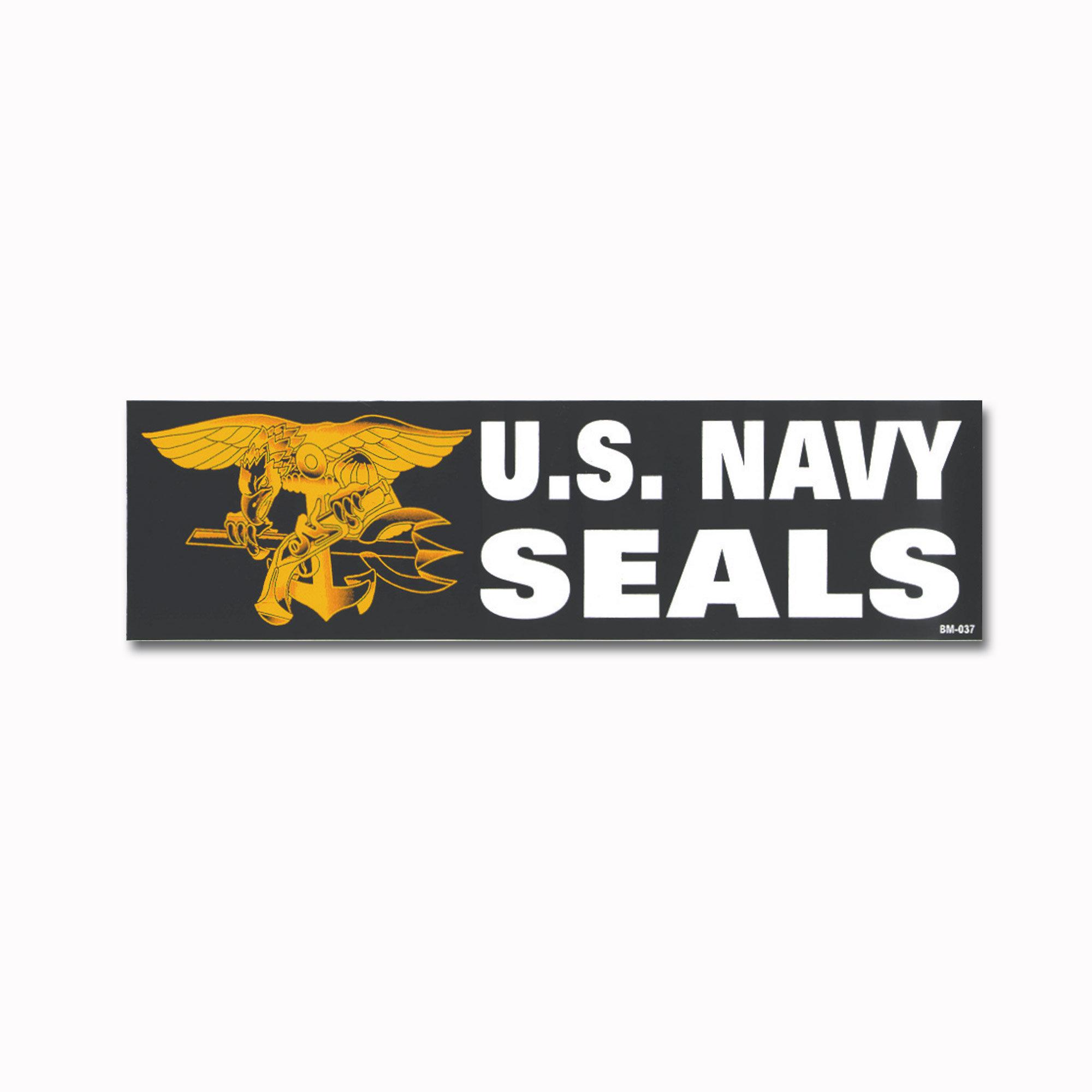 Calcomanía U.S. Navy Seals