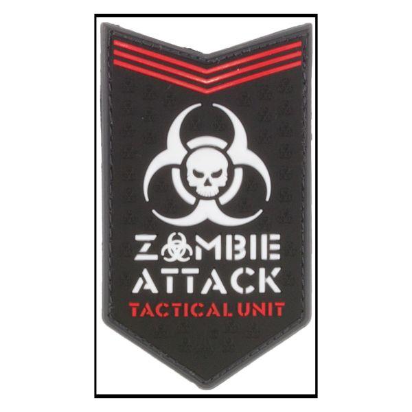 Parche - 3D Zombie Attack swat