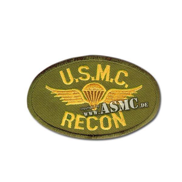 Distintivo Springer Textil USMC Recon