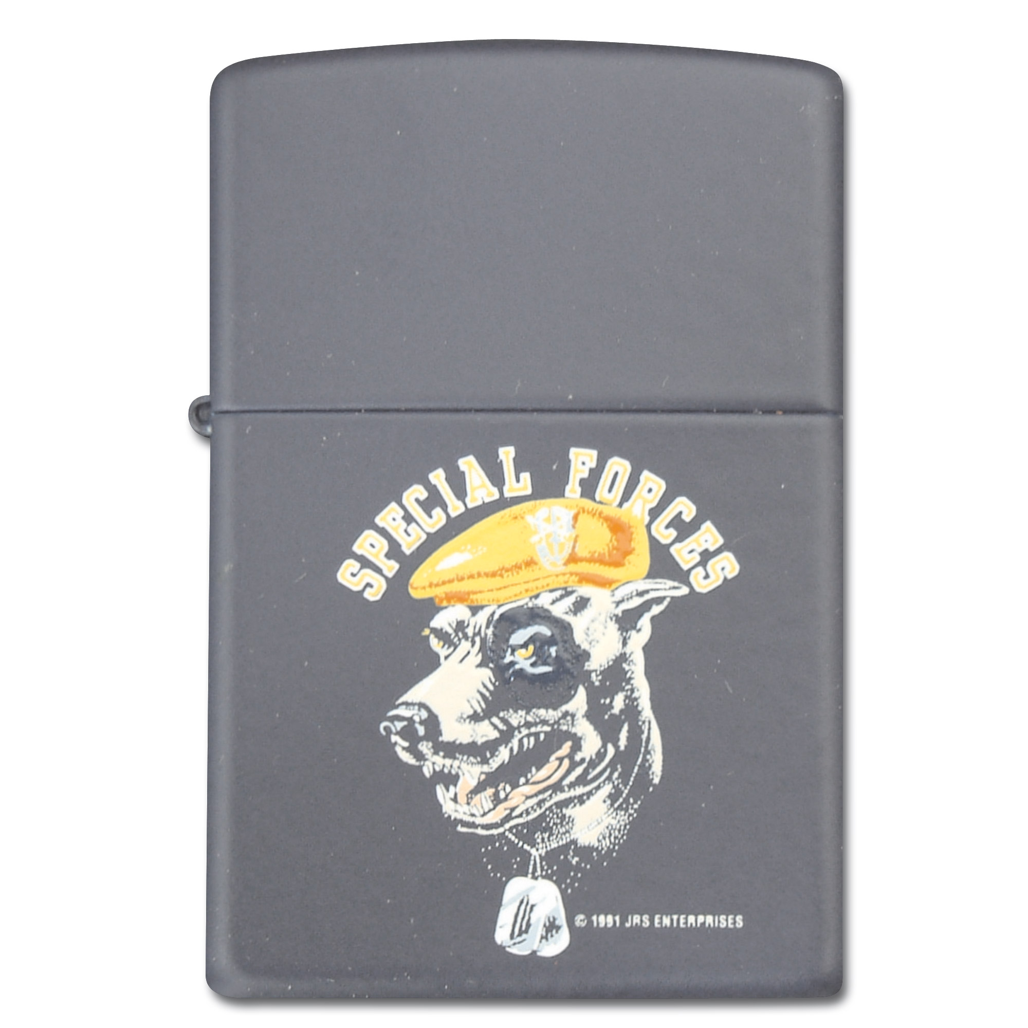 Zippo Special Forces Pitbull