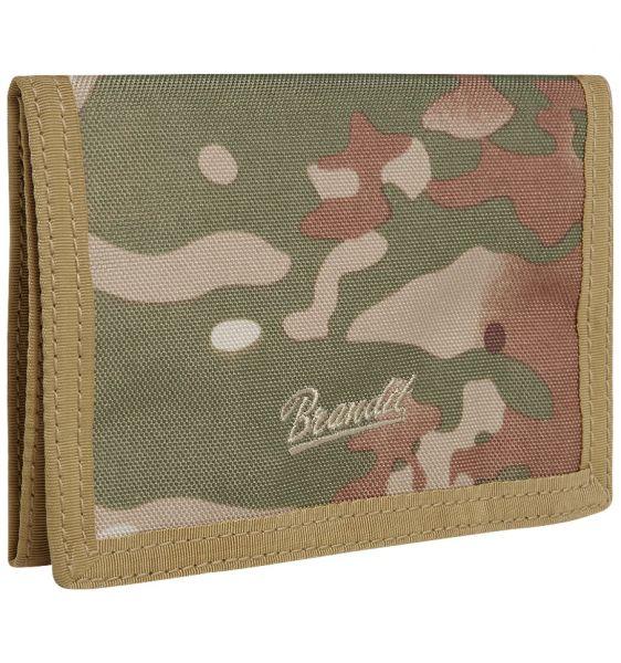 Brandit Billetera Wallet Three tactical camo