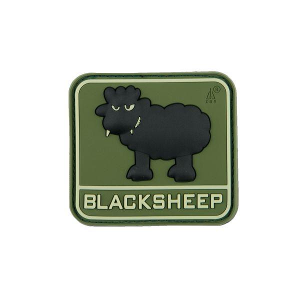 Parche 3D BlackSheep forest