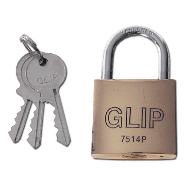 Candado MFH con 3 llaves