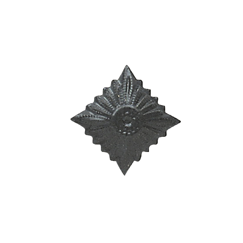 Estrella de servicio de rango NVA mate