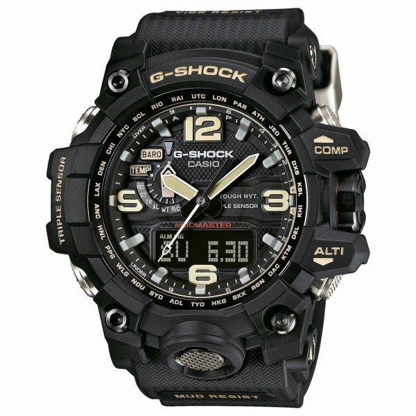 Casio Reloj G-Shock Mudmaster GWG-1000-1AER negro