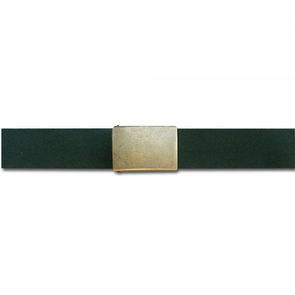Cinturón de cuero BW usado