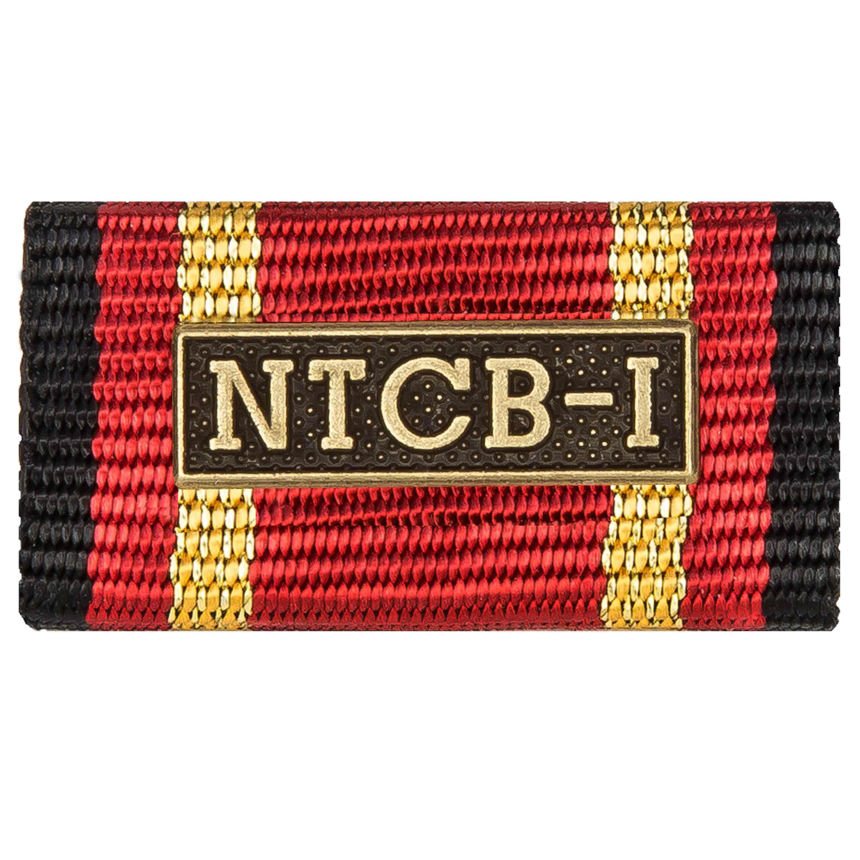 Medalla al servicio NTCB I bronce