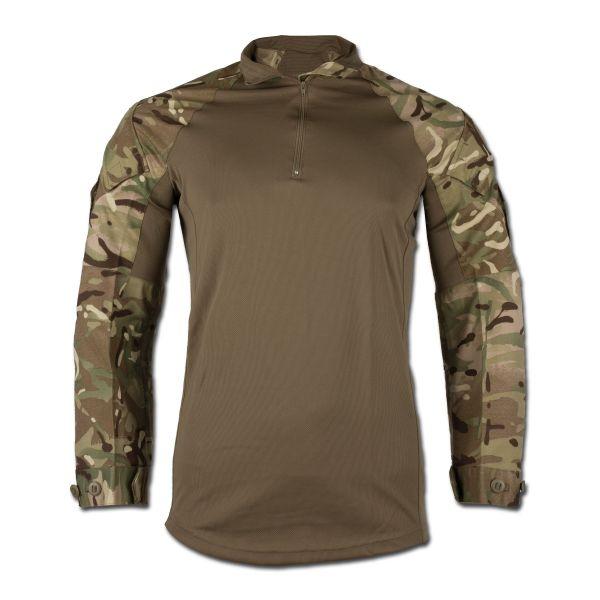 Camiseta británica Combat Armour MTP camo como nueva