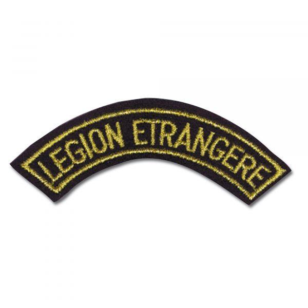 Insignia francesa Legion Etrangere (Legión Extranjera)