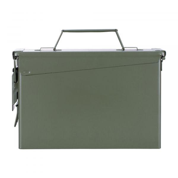 MFH US caja para munición Cal. 30mm M19A1