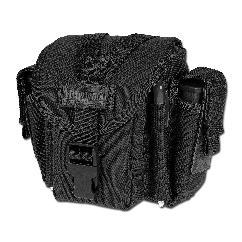 Bolsa para cinturón Maxpedition M4 Waistpack negra