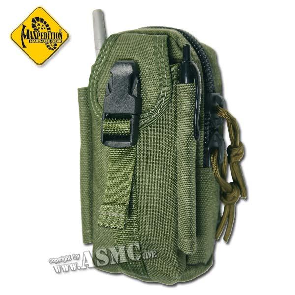 Estuche para cinturón Maxpedition M2 Waistpack verde oliva