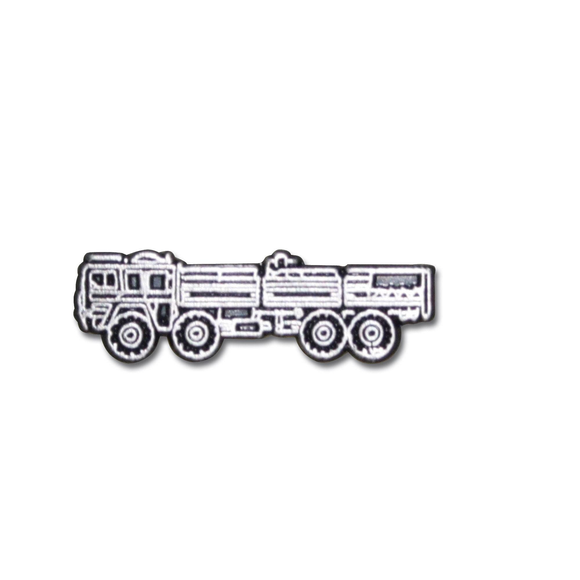 Pin mini metálico camión 10 toneladas