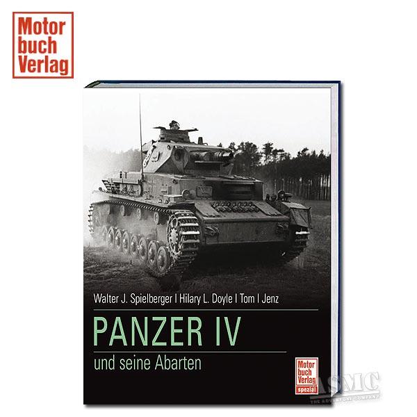 Libro Panzer IV und seine Abarten