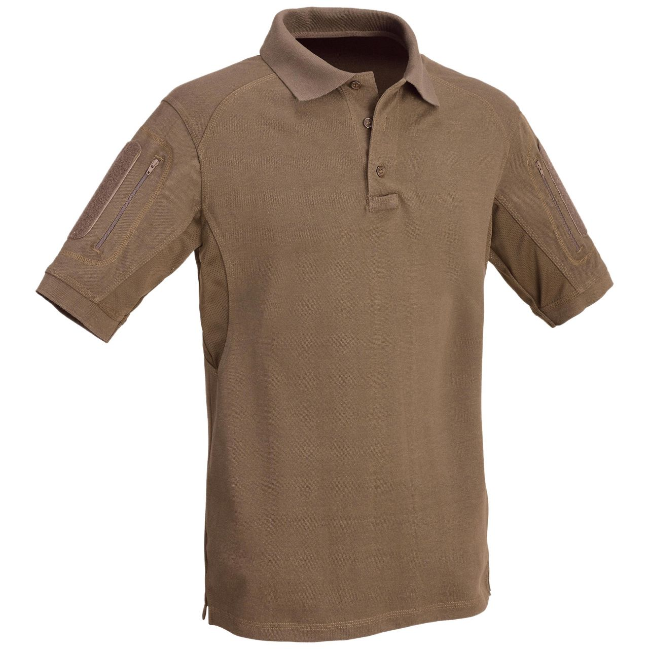 Camiseta Polo Defcon 5 Tactical coyote