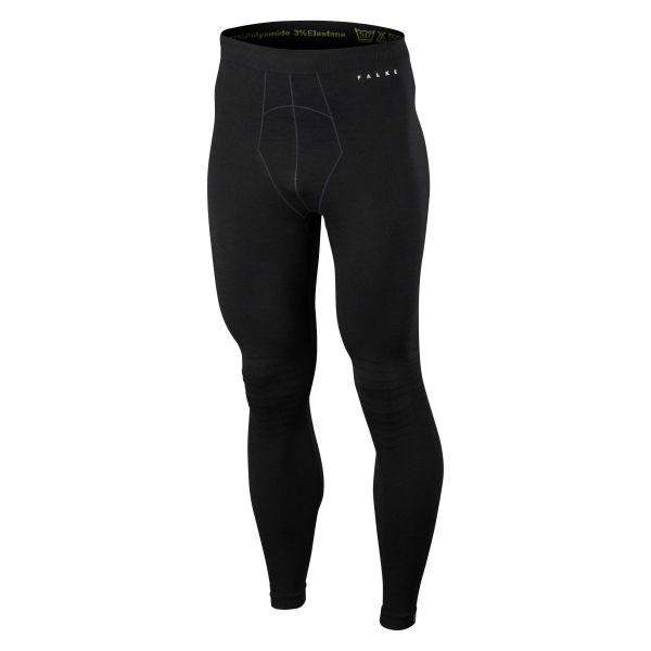 Leggings FALKE Merino Long Tights negro