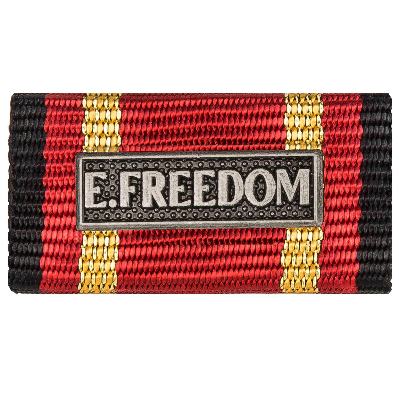 Medalla al servicio Freedom silber