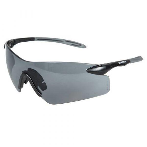 Pyramex gafas de protección Intrepid II Gray Glasses negra