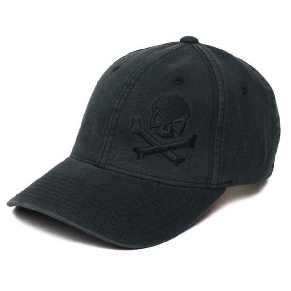 Pipe Hitters Union Cap Skull & Crossbones negro