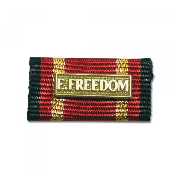 Medalla al servicio Freedom gold