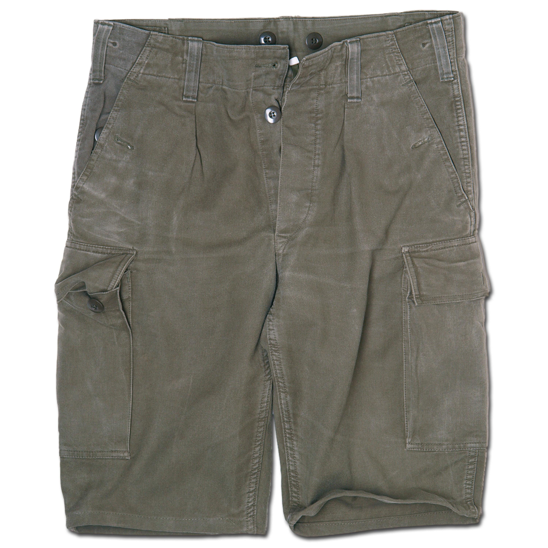 BW Shorts verde oliva usados