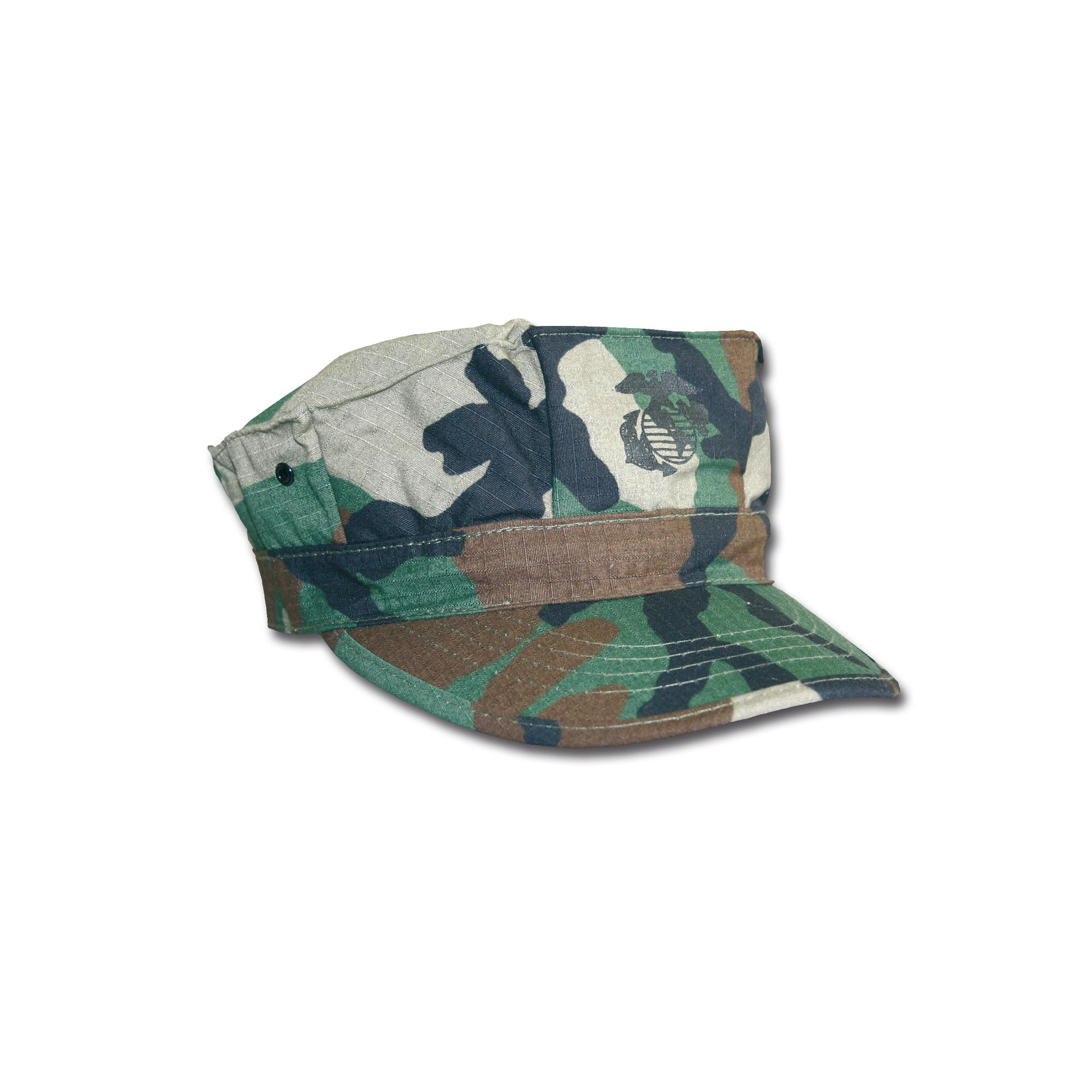 434fd9949b7bf Gorra USMC camuflaje bosque